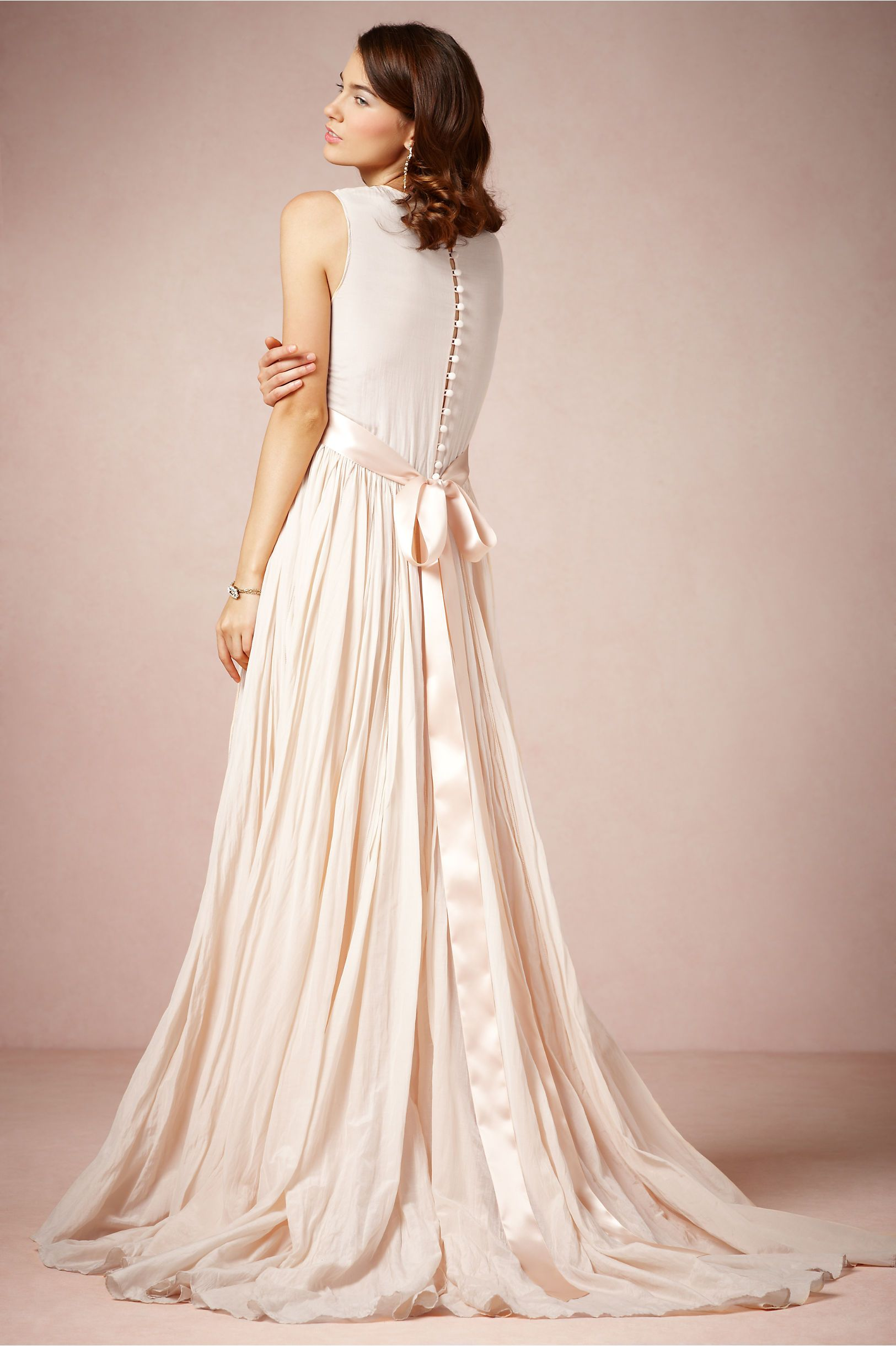 533c7803cd8b6 product | Julie Gown by Peter Som for BHLDN | Blush Wedding Ideas ...