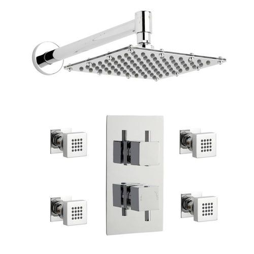 Astbury Twin Concealed Thermostatic Shower Valve Faucet With Diverter, Sheer Fixed Square Head And Body Jets Sprays Hudson Reed,http://www.amazon.com/dp/B005722O82/ref=cm_sw_r_pi_dp_zFZCsb05CDT5DV4K