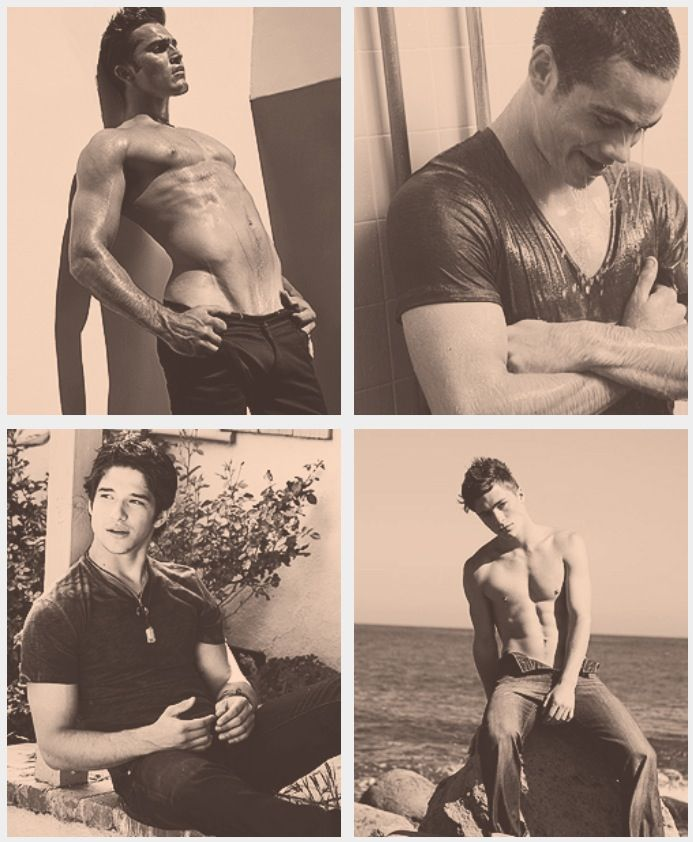 Photo of The Men of Teen Wolf ♥ Tyler Hoechlin, Dylan O'Brien, Tyler Posey, and Colton …