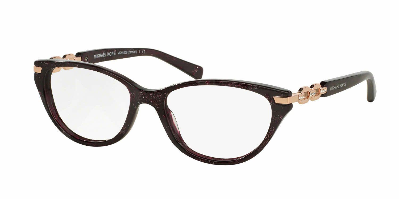 3078fb353fc Michael Kors MK4020BF - Zermatt Alternate Fit Eyeglasses