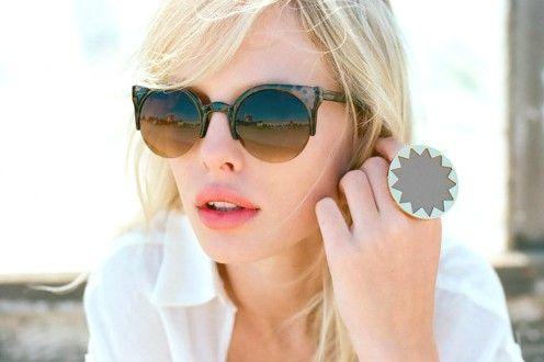 Um bom óculos de sol não é barato, até por isso na hora de comprar os  nossos é comum optarmos por modelos mais clássicos, daqueles que nunca saem  de moda. 3bb977ed12