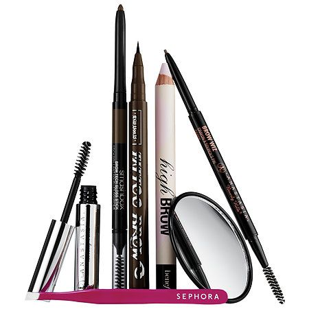 Brow Raising Brow Wardrobe - Sephora Favorites in medium/dark | Sephora