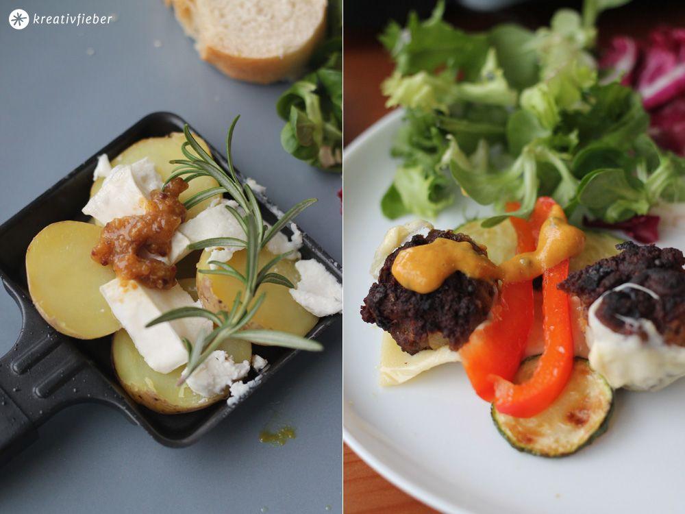 raclette rezepte mit fruchtsenf und chilisenf rezeptsammlung raclette recipes fondue and. Black Bedroom Furniture Sets. Home Design Ideas