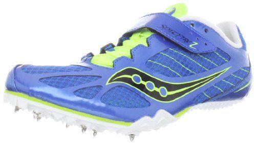 Saucony Mens Spitfire 2 Track Shoe
