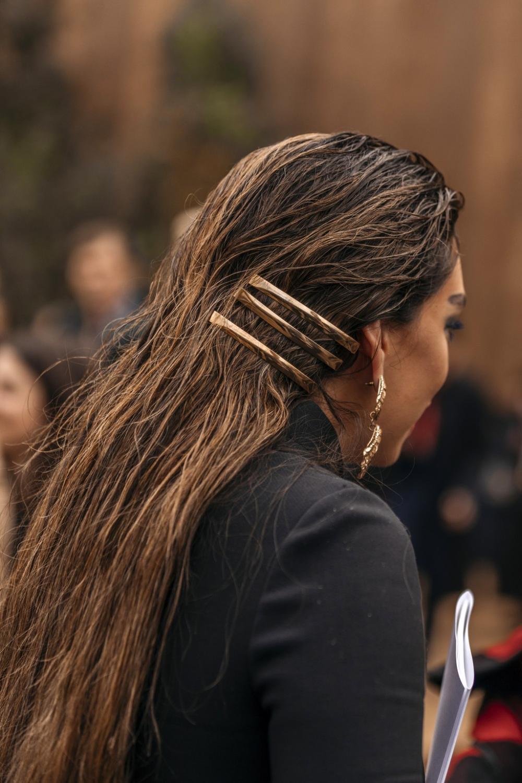 Estilo de rua: os mais belos looks de beleza vistos na Paris Fashion Week