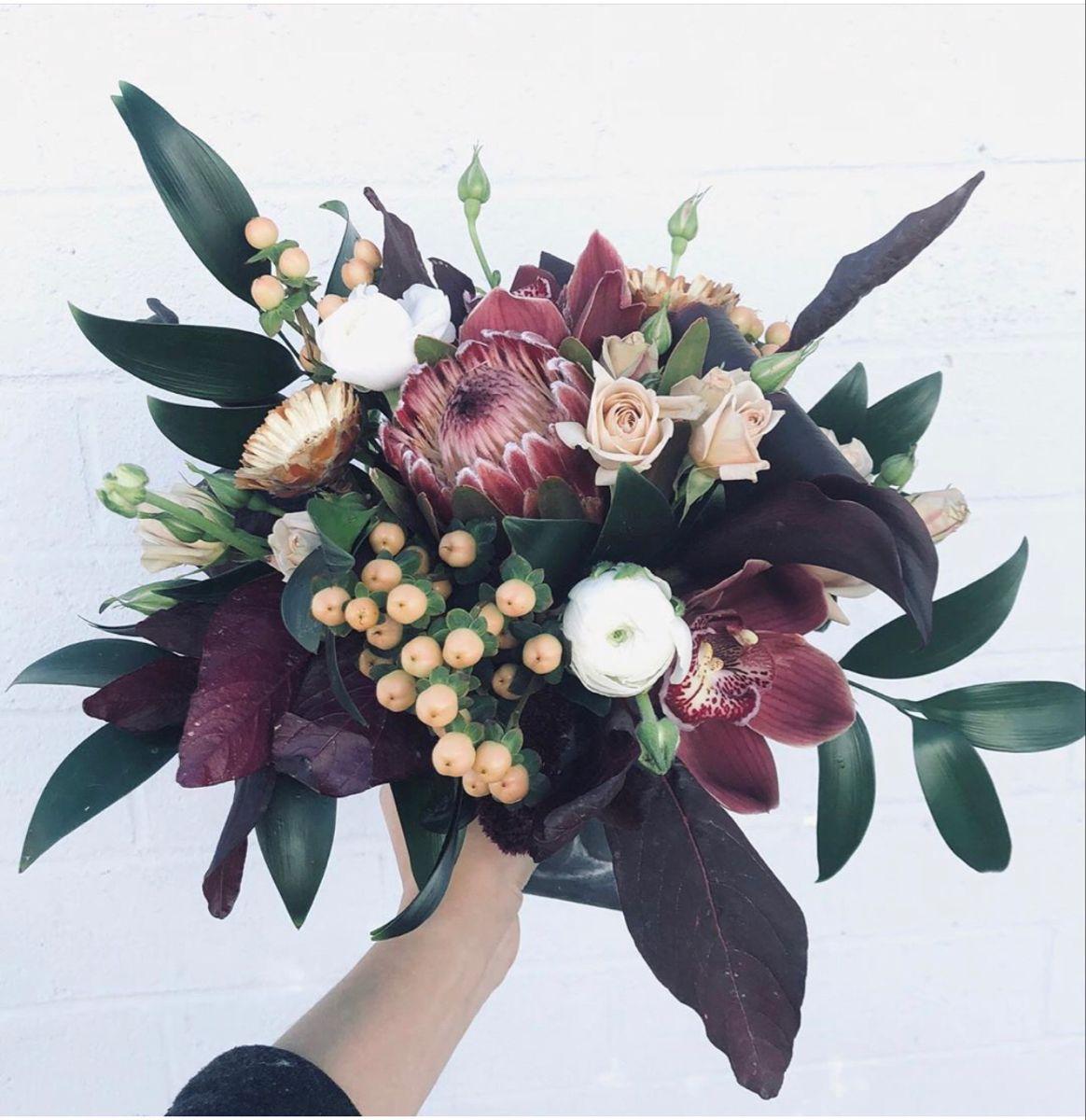 Burgundy Flowers In 2020 Burgundy Wedding Flowers Burgundy Flowers Purple Wedding Flowers