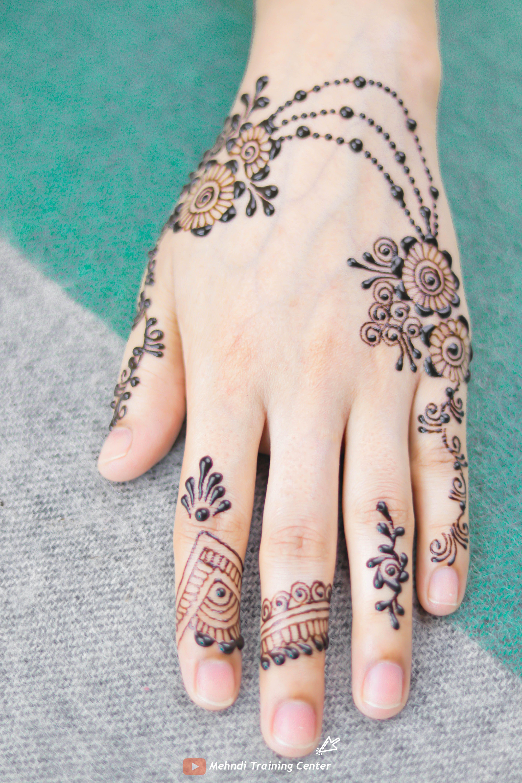 كيف تتعلم تصميم موقع قران بسيطة تصميم موقع قران جديدة تصاميم موقع قران جميلة تصاميم الحناء ٢٠٢٠ Hand Henna Henna Hand Tattoo Mehndi Designs