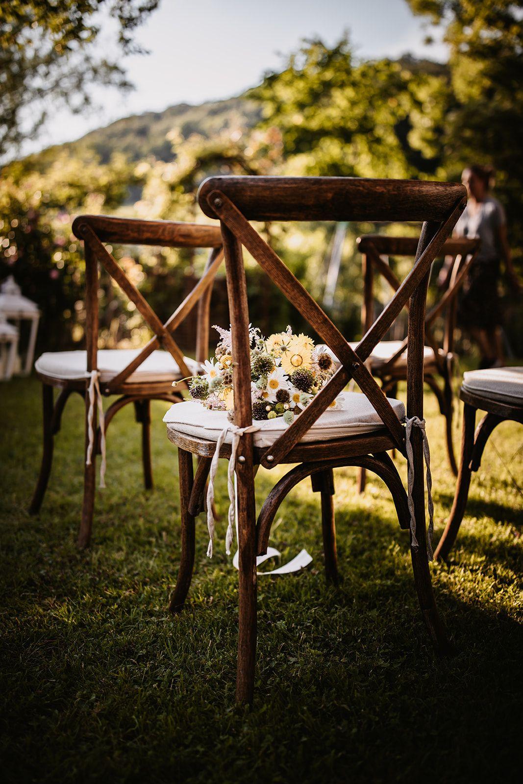 Summer Garden Wedding Fotografen Blumen Schulz