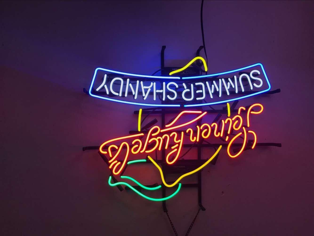 d2b41f48bce8 Leinenkugels Summer Shandy Neon Sign