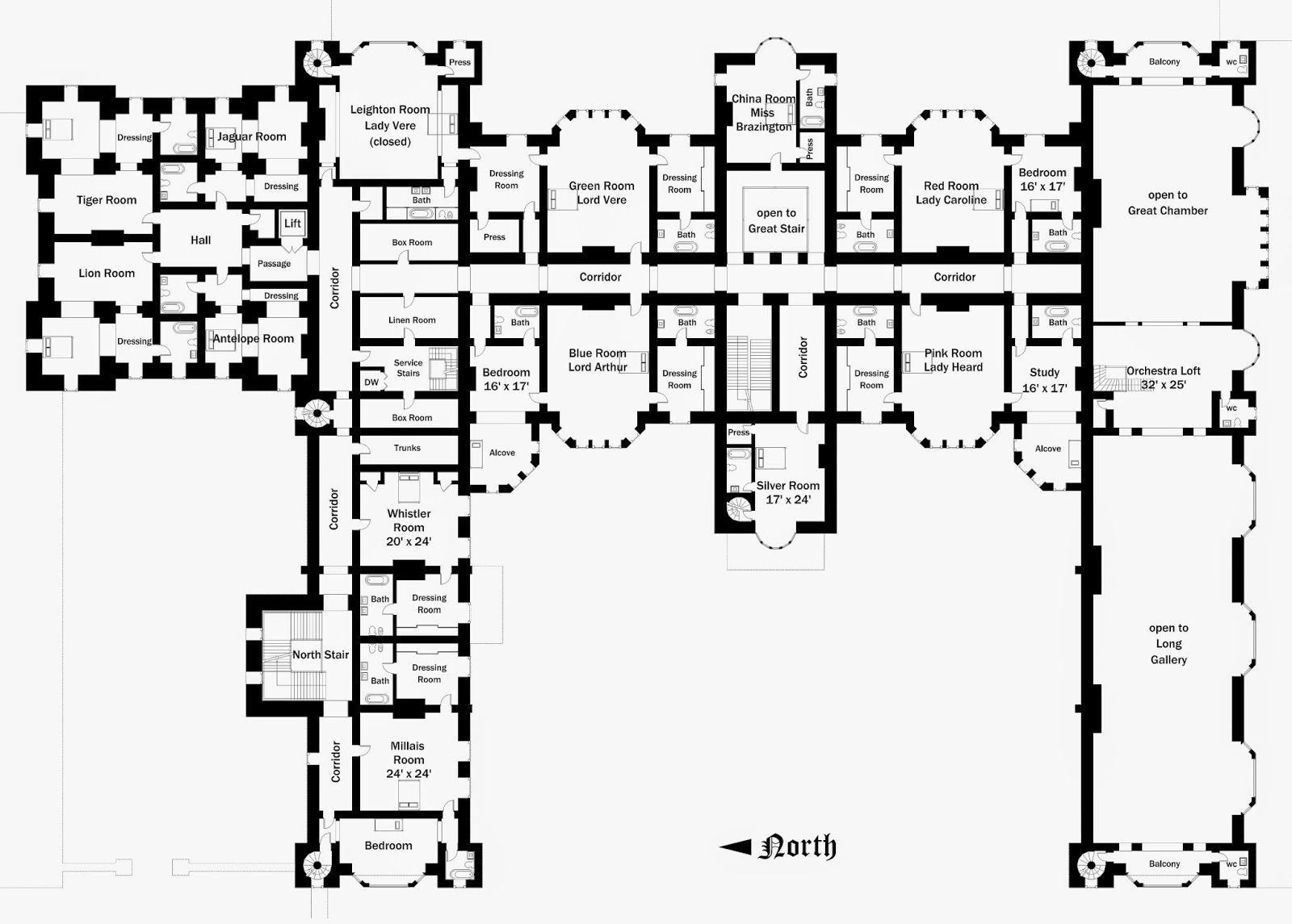 Ground Floor (open links in new tab/window for full size