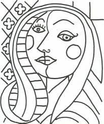 Resultado de imagen para cuadros picasso cubismo