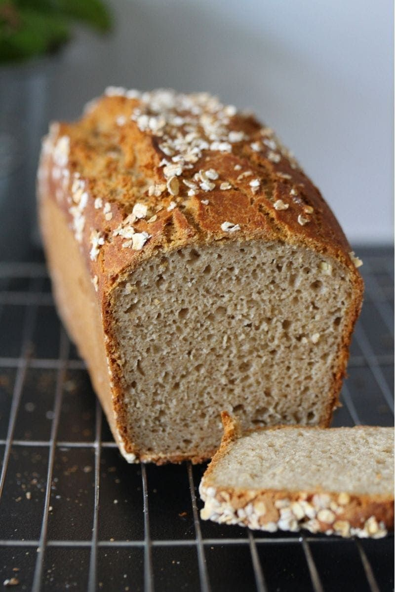 Gluten Free Sourdough Bread Recipe in 2020 (With images