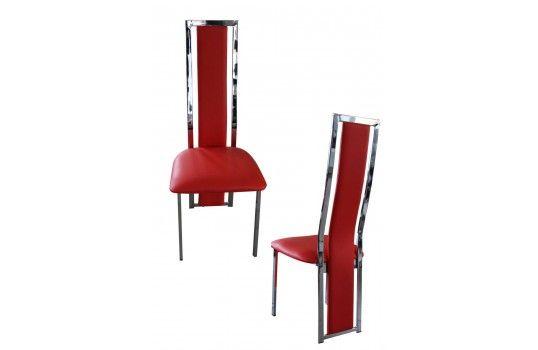 Httpmobiliernitrocom33442 Thickboxatchchaise Design Rouge