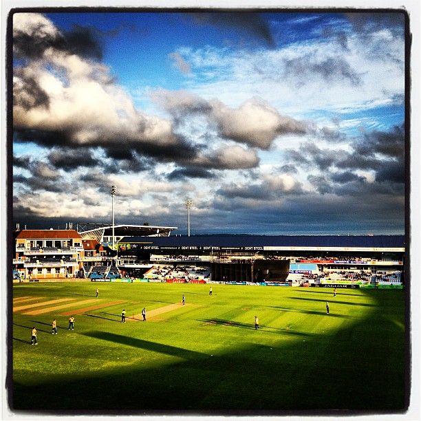 Pretty Places Leeds: Headingley Cricket Ground