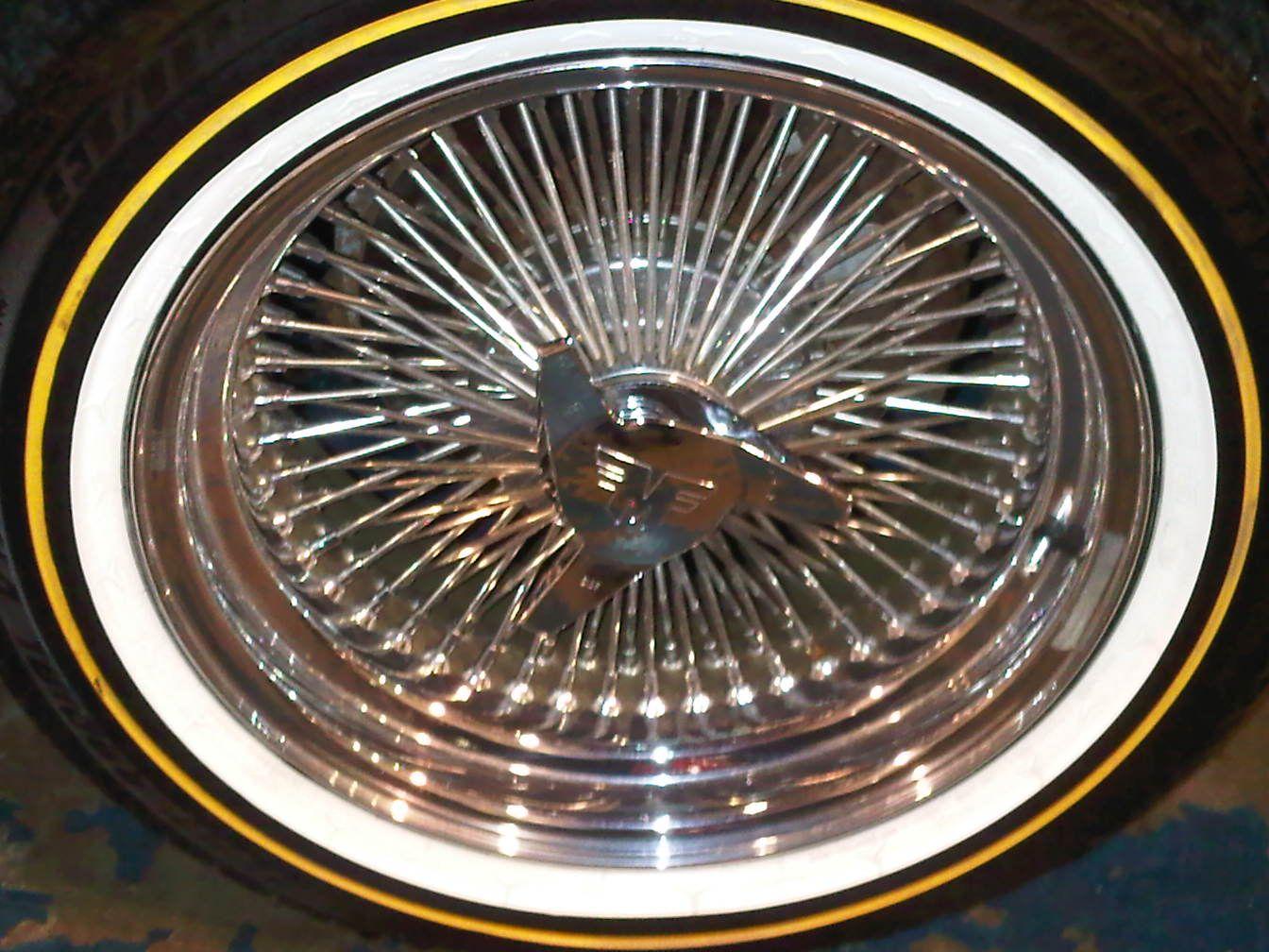 Custom Dayton Rims Ok 17inch Dayton Wheels Vogue Tires Mean Street Look Ebro Dayton Wheels Rims And Tires Dayton Rims