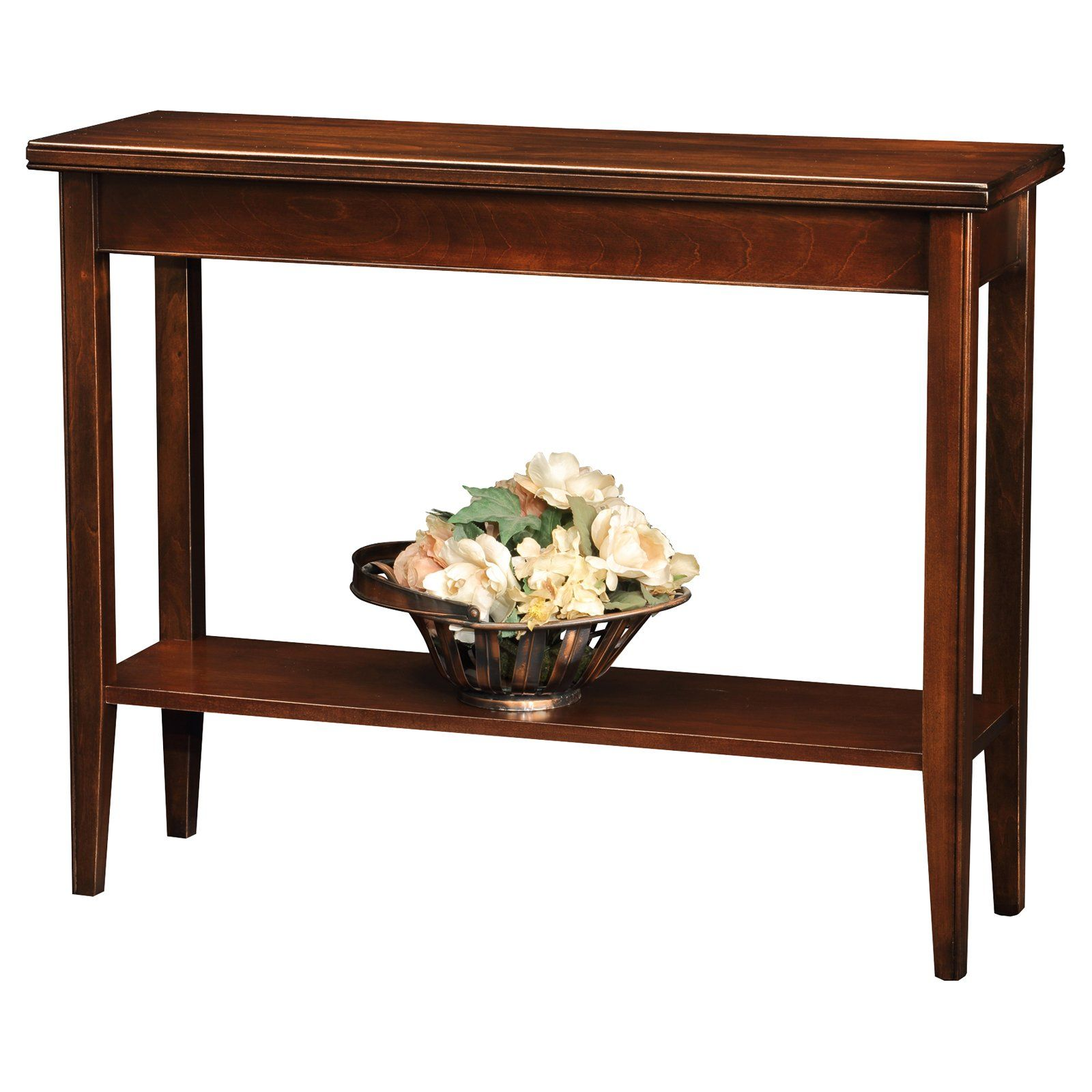 Skinny 12 deep Leick Laurent Hall Stand Console Table Console