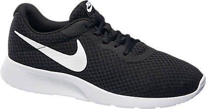 Nike Sneaker Tanjun Turnschuhe Turnschuhe Nike Nike Schwarz Damen