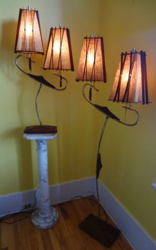 Crazy Canadian Lamps Probably Not Majestics But Inspired By Them And Luxcraft Modern Table Lamp Mid Century Lamp Lamp