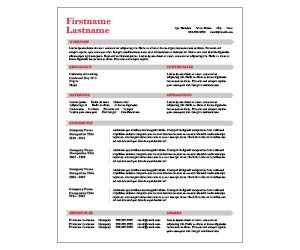 Gray Arrow Resume Template Get This Free Printable Customizable