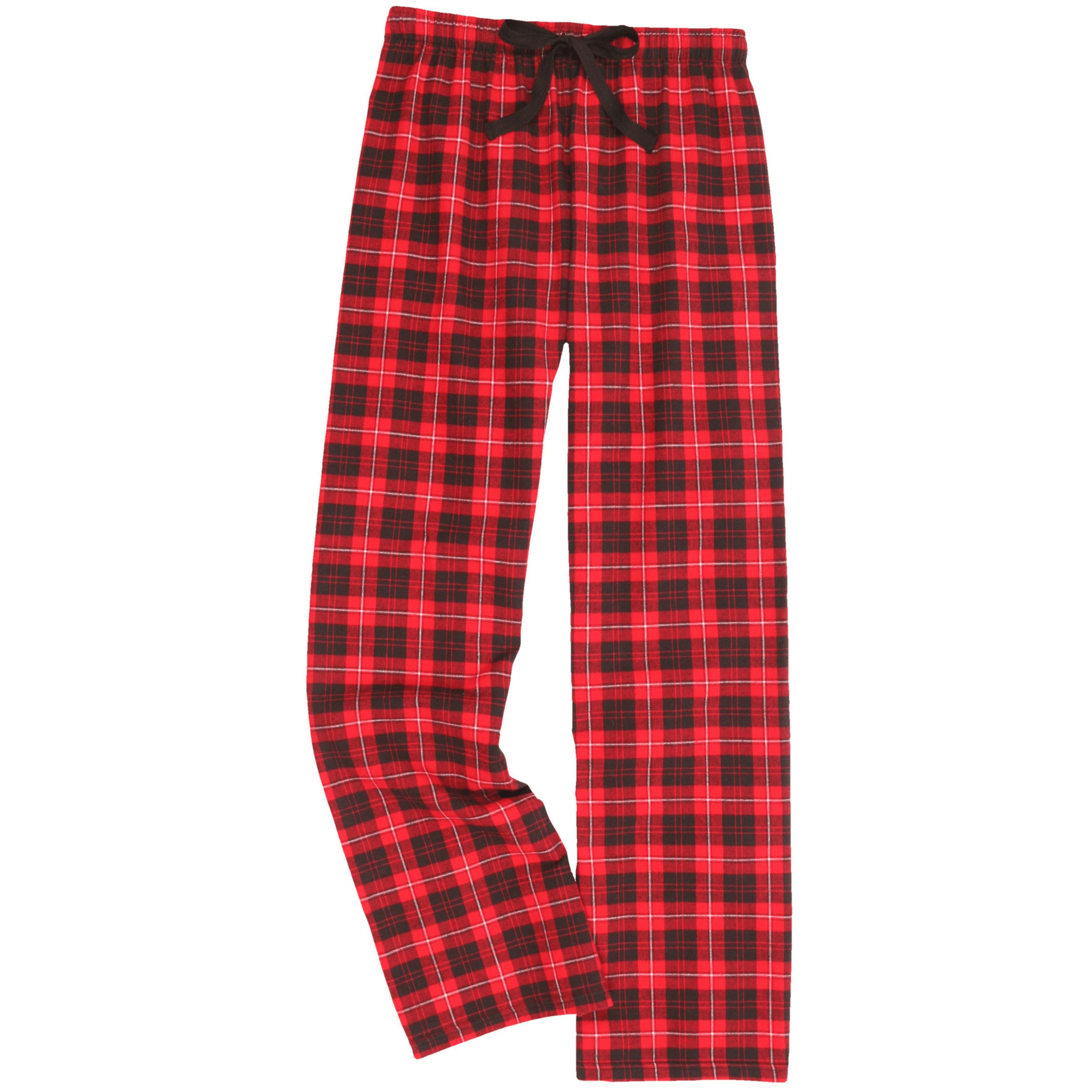 Red flannel pajama pants  Boxercraft Red and Black Flannel Pant  Products  Pinterest