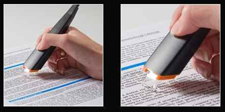 A highlighter that uploads scanned text to your computer. | 23 Insanely Clever Products…