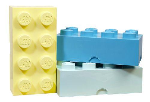 Giant LEGO Storage Bricks   Mini Bundle Design Colours