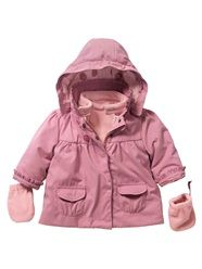 Manteau grand froid vertbaudet