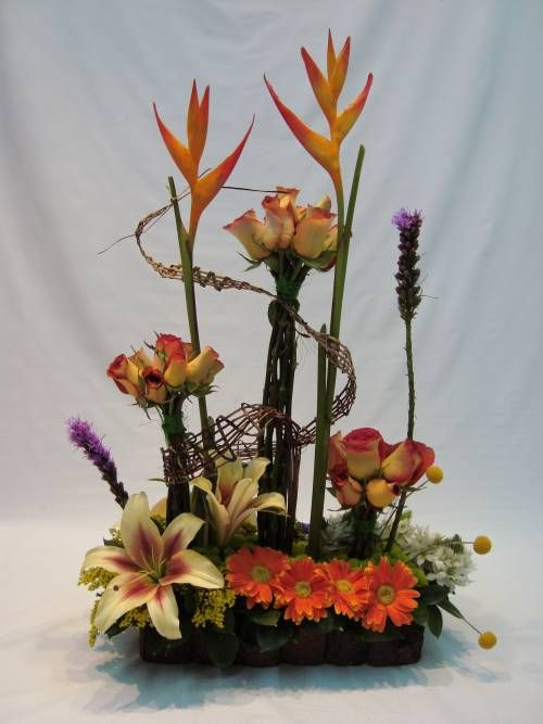 flores lindas diseo floral arreglos florales pjaros azules hierbas jardines belleza boda pinturas