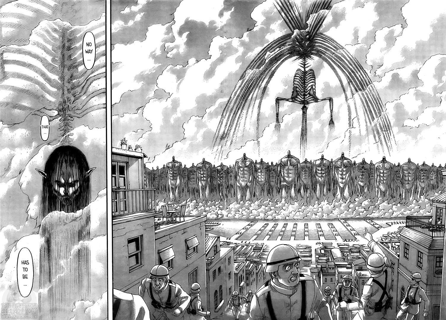 Shingeki No Kyojin Chapter 130 In 2020 Attack On Titan Anime Attack On Titan Tumblr Attack On Titan Art