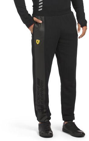 5ce73ad967 Scuderia Ferrari Sweat Pant | Men's Athletic Clothes | Sweatpants ...