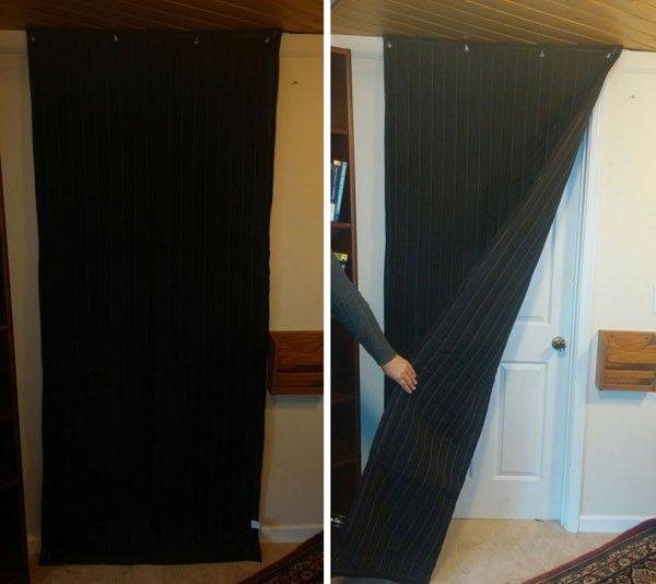 Soundproof Doors Let The Noise Outside The Door Sound Proofing