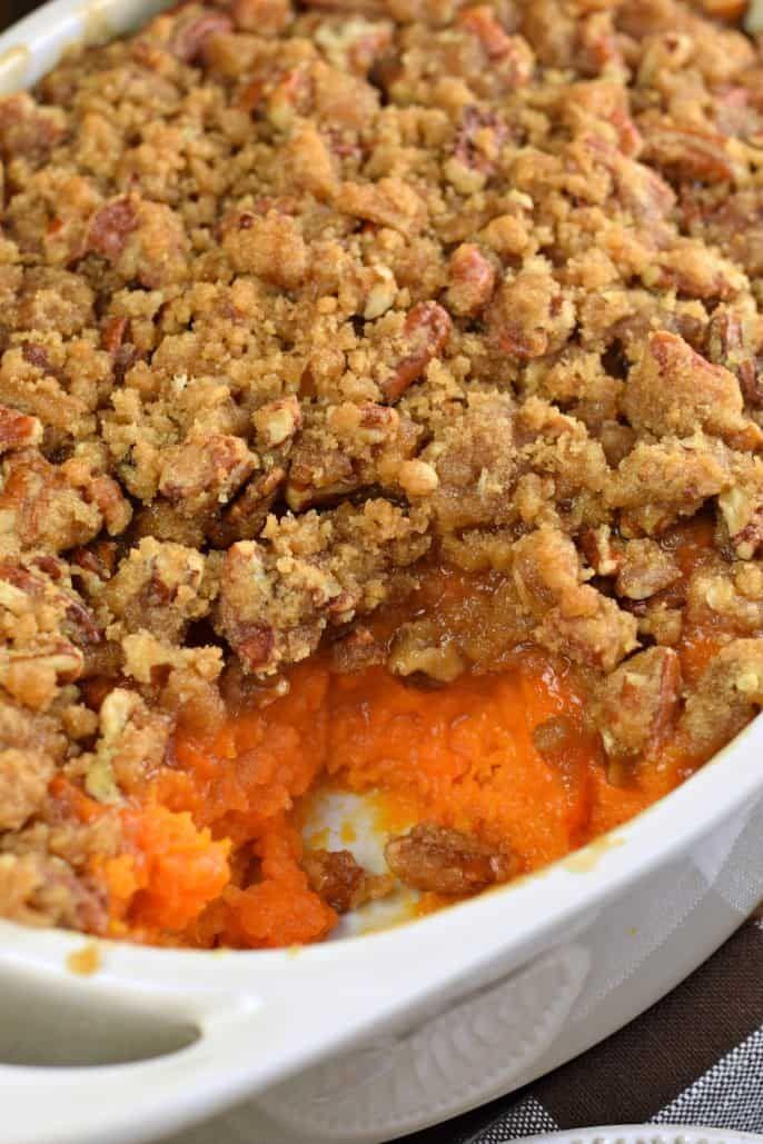 The Best Sweet Potato Casserole Recipe for Thanksgiving