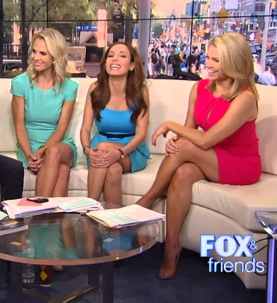 Elisabeth Hasselbeck Maria Molina Heather Nauert Beautiful Women Hot Dresses Great Legs In Heels Why Am I Not Working At Fox News