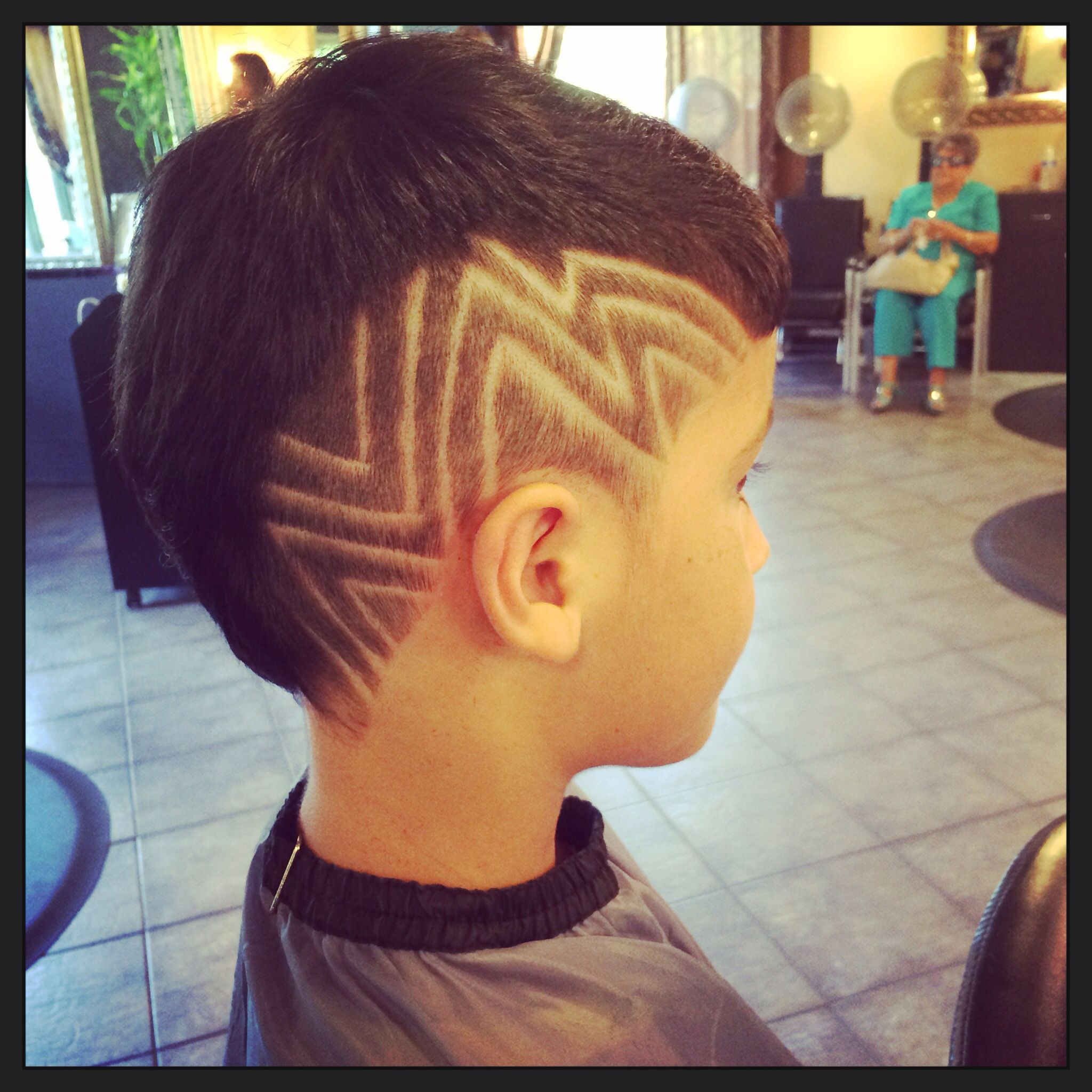 27++ How to cut designs in hair with clippers info