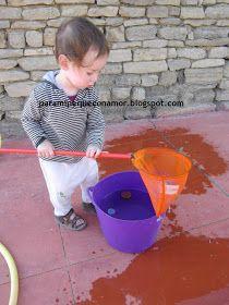 Para mi peque con amor: Nos vamos a pescar tapes!!...Aprendemos los colores