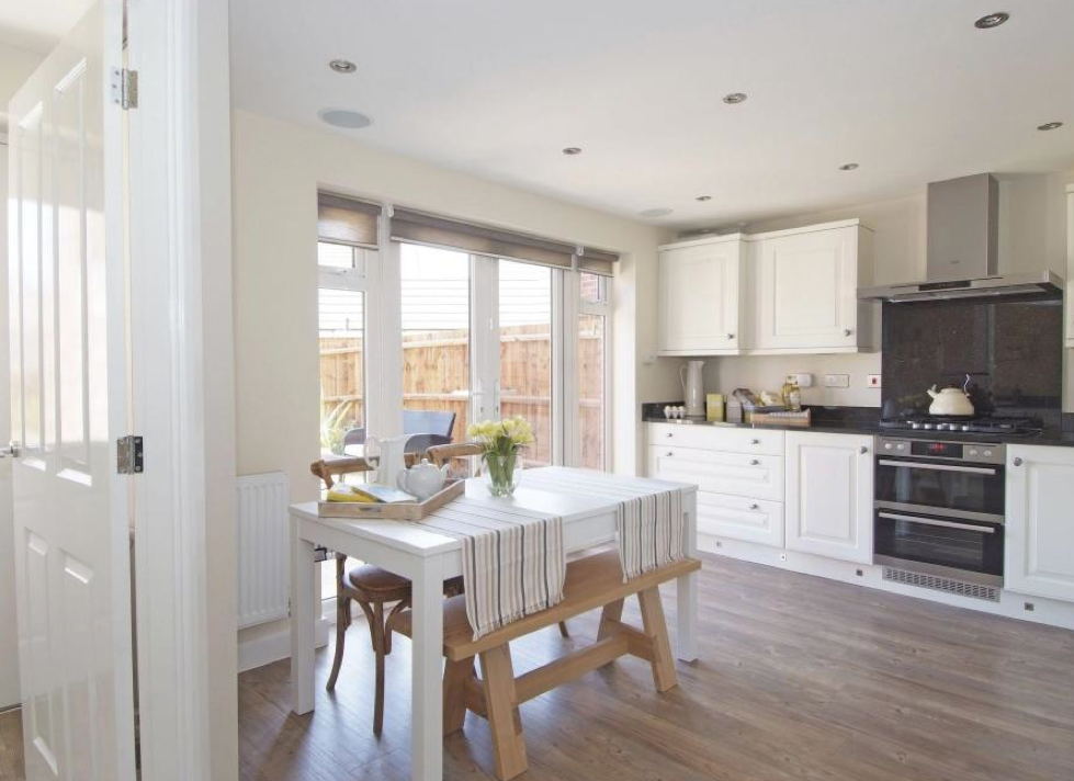Great David Wilson Homes   Layton At The Chestnuts, Barkby Road, Syston,  Leicester.