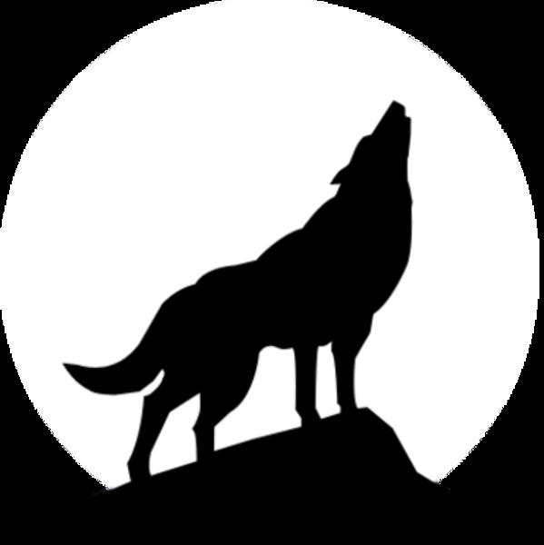 free clip art wolves