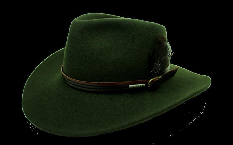 Sombrero Australiano estilo Fedora. Este sombrero esta fabricado con lana  de alta calidad de manera 06ef26c0d4c