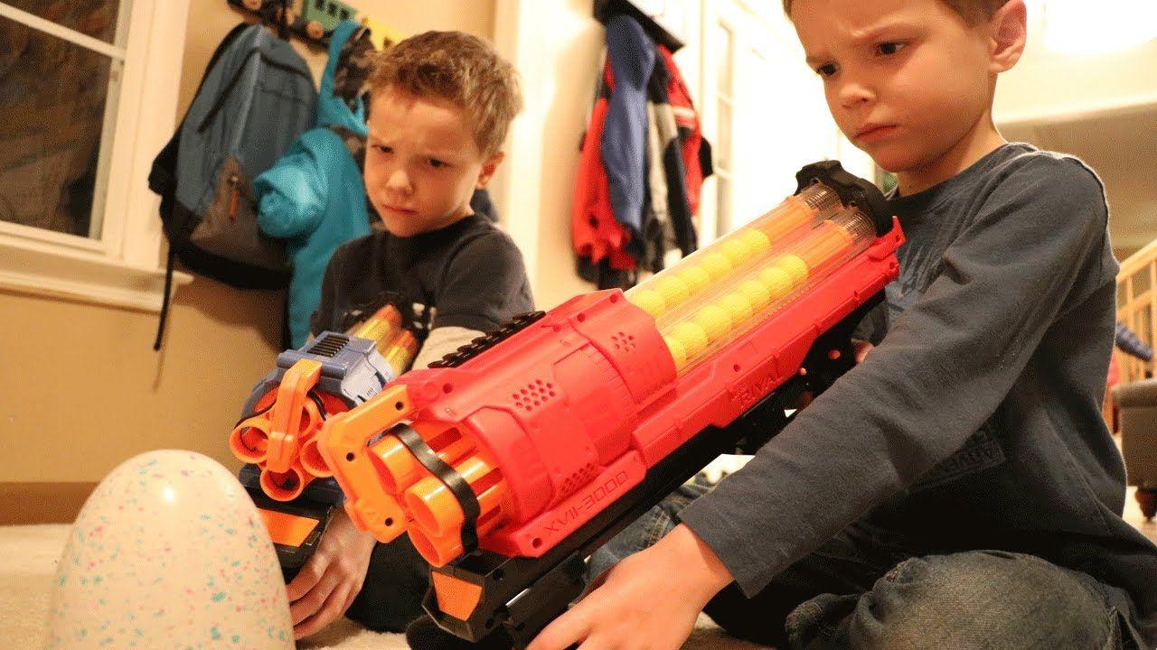Nerf War Gun Game 2