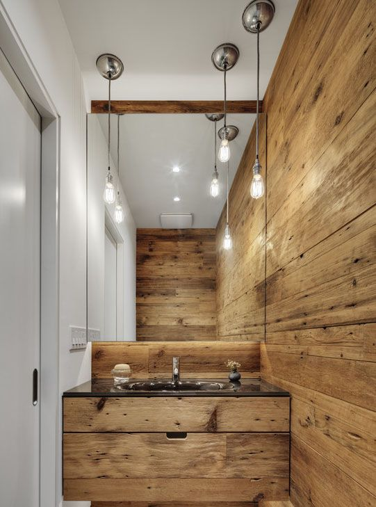 Holz Interior Furs Badezimmer Woodworking For Fun