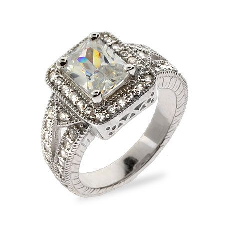 engagement rings come in various choices of styles designs and prices vintage engagement rings are still much chosen due to their uniqueness and - Vintage Style Wedding Rings