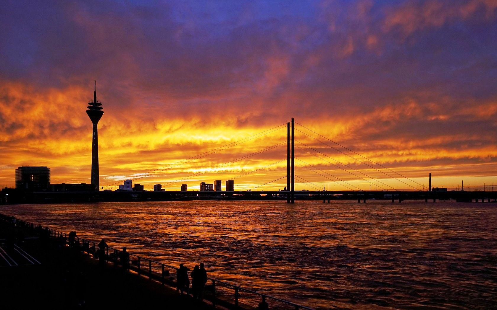 Düsseldorf, Deutschland Entradas