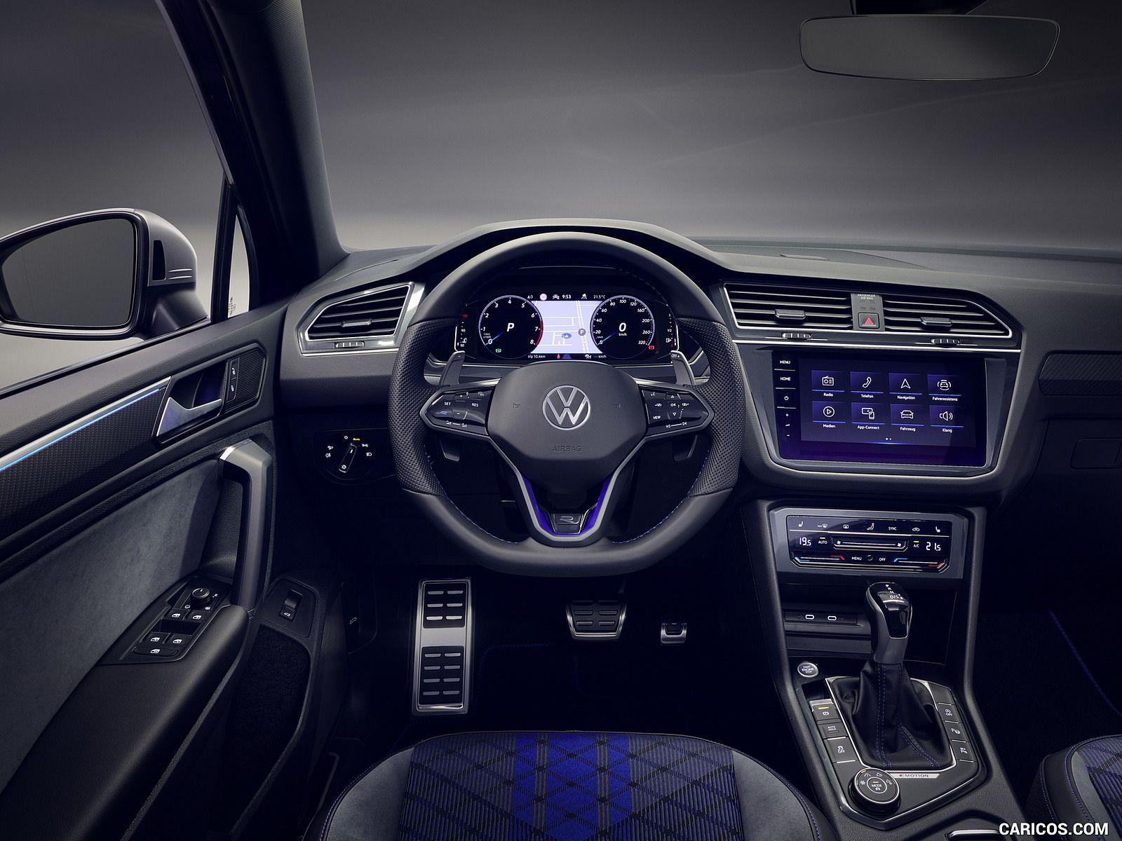 2021 Volkswagen Tiguan R Tiguan R Tiguan Vw Tiguan R Line