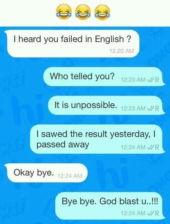 R I P English Really Funny Memes Fun Quotes Funny School Quotes Funny