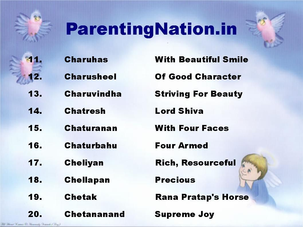 Italian Boy Name: ParentingNation.in Provide You With Largest Resource Of