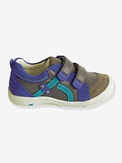 79bd71a2fbf5a Chaussures cuir garçon spécial maternelle - vertbaudet enfant