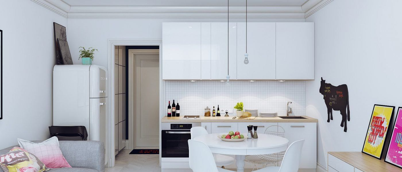 Pingrundig On Small Kitchen Design Ideas  Pinterest  Kitchen Fair Small Kitchen Living Room Design Ideas 2018