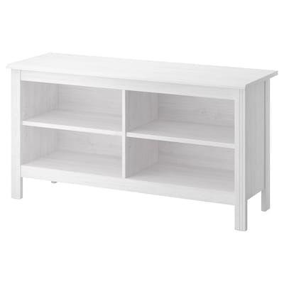 Ikea Tv Meubel Grenen.Ps Kast Blauw 119x63 Cm Tv Bank Ikea En Meubels