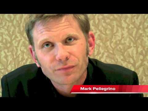 Mark Pellegrino Talks THE TOMORROW PEOPLE - YouTube