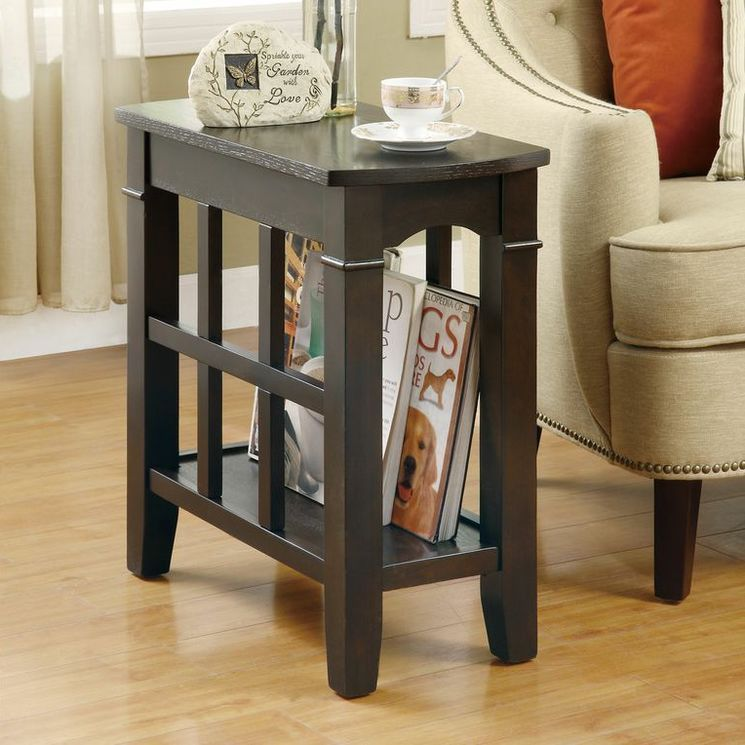 Best End Table Nice Idea With Bottom Shelf For Knitting Etc Too 400 x 300